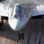Су-57 — боевой летающий суперкомпьютер
